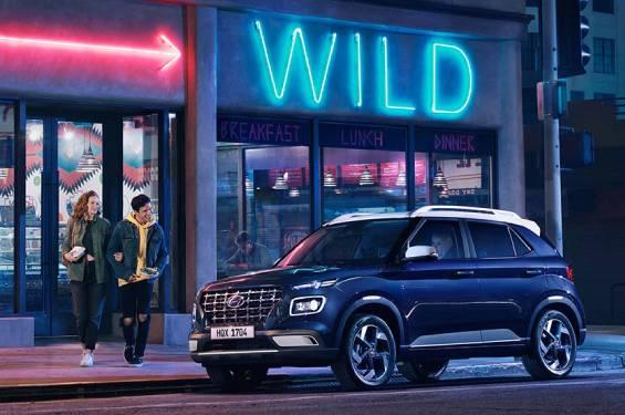 Hyundai Venue - фото 2