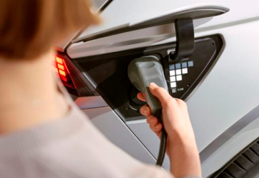 Мультизарядна система - Hyundai IONIQ 5