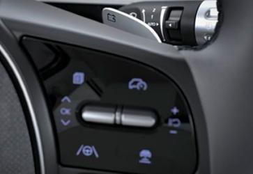 Регульоване рекуперативне гальмування - Hyundai IONIQ 5