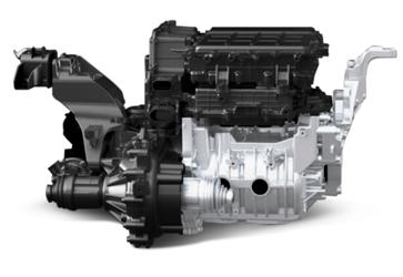 Електричний двигун - Hyundai KONA Electric  New