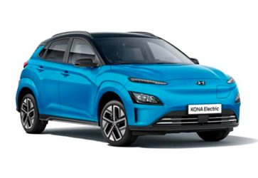 Оновлений дизайн - Hyundai KONA Electric  New