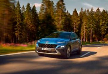 Запас ходу, який вражає - Hyundai KONA Electric  New