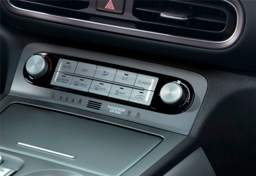 Автоматичний клімат-контроль - Hyundai KONA Electric  New