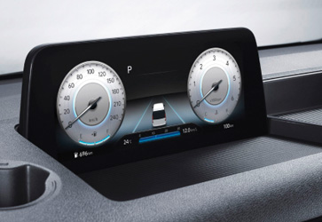 Розумна мультимедія - Hyundai STARIA